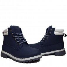 Batai su baltu akcentu(Blue)